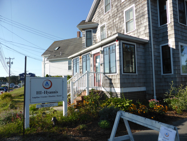 HI Hyannis Hostel Massachusetts