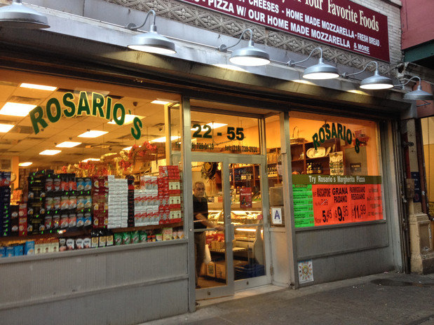 Rosarios Queens Astoria Grocery Store Italian Food