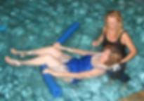 Aqua Yoga, Camella Nair