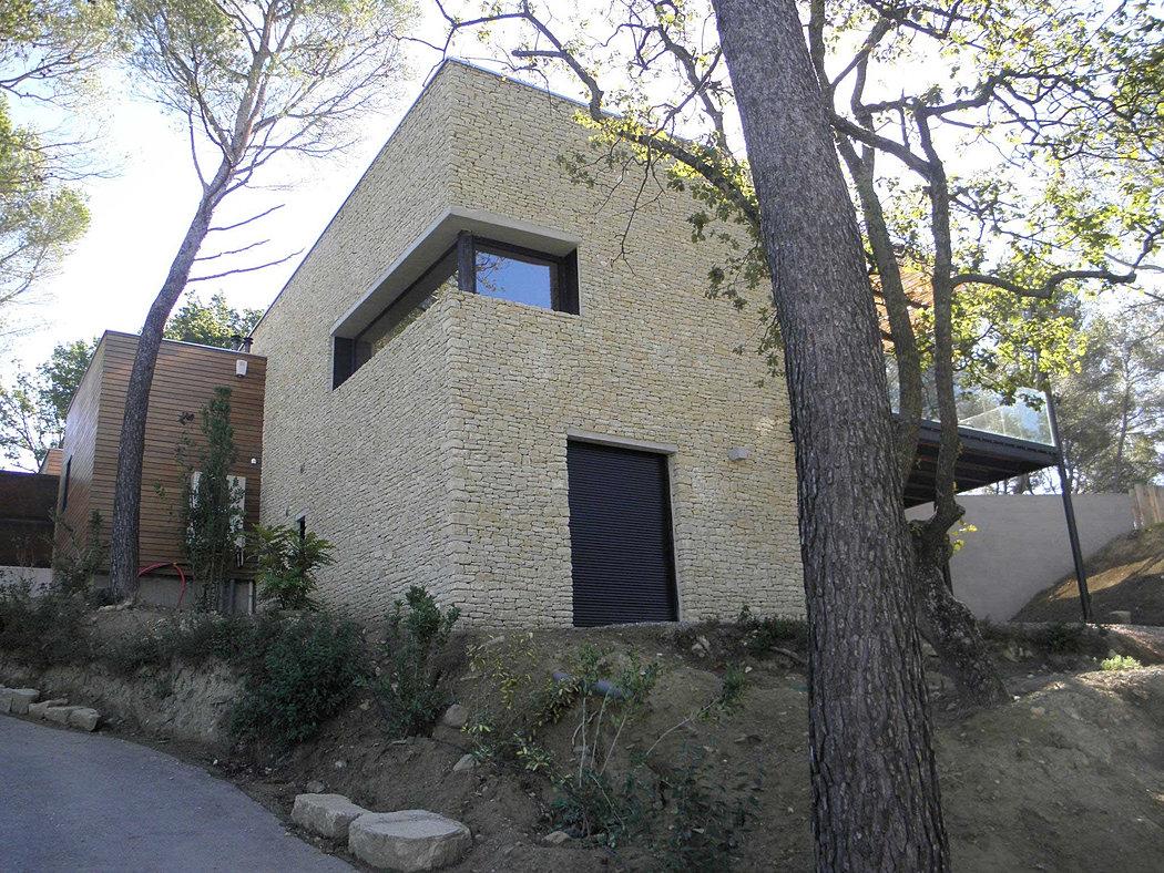 Philippe gonnet architecte dplg maison contemporaine