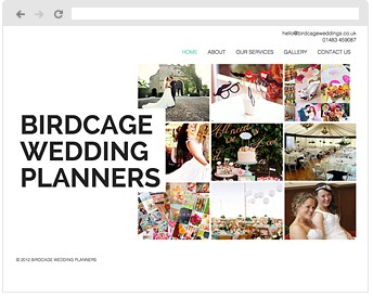 Birdcage Wedding Planner