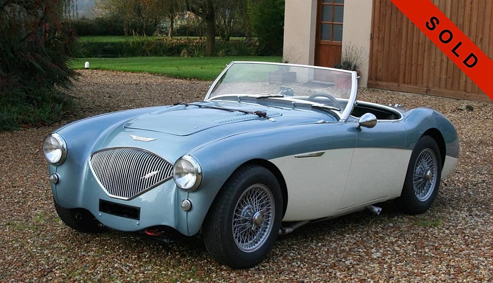 austin healey 100 bn2 vendre. Black Bedroom Furniture Sets. Home Design Ideas