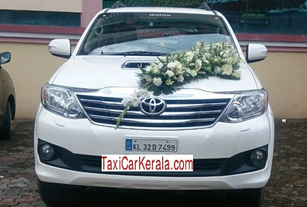 Luxury Car Rental In Kottayam