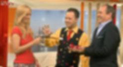Zauberer Markus Poétes aus Köln - Live bei RTL