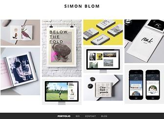 Grafikdesign-Portfolio Template - Wählen Sie diese Vorlage für Ihre Designarbeiten! Fotos und Videos hochladen, Text hinzufügen und alles individuell gestalten. Sie haben freie Wahl, denn Sie kennen Ihre Kunst am besten. Jetzt online gehen!