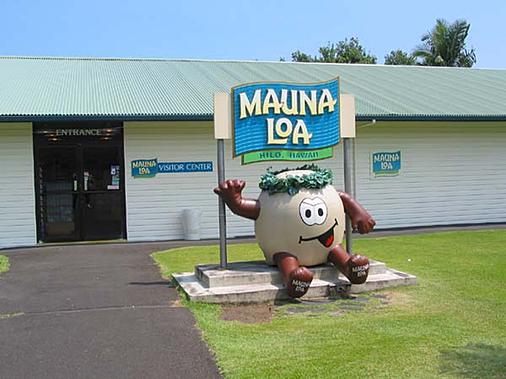 Macadamia Nut Gift Shop & Factory