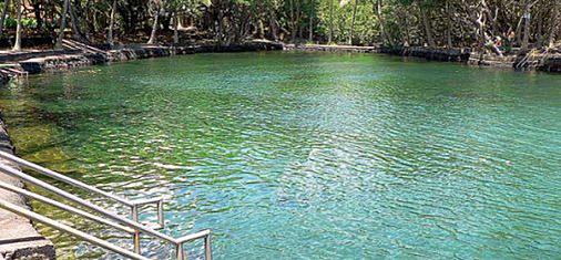 Volcanic Heated Pools