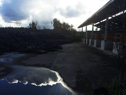 Newest Lava Flow