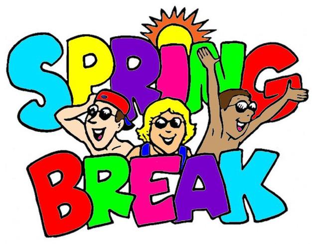 The Elmore County Public Schools Spring Break will be March 21-25, 2016.