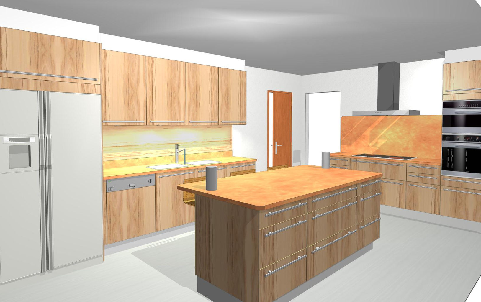 Cucina moderna arreda progettazione 3d for Programma per 3d interni