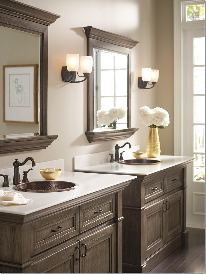Custom Bathroom Designs nickols cabinetry & design inc. | custom kitchen cabinets and more