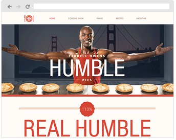 Terrel Owens Humble Pies