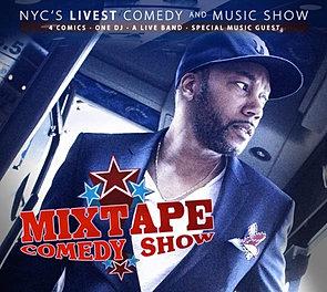 MixtapeComedyShow