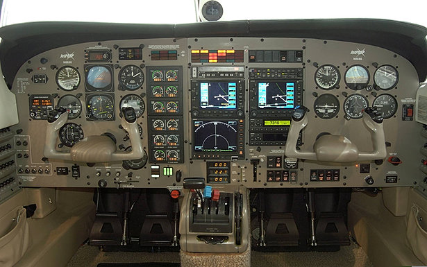 Aircraft Instrument Panel : Nimbus aviation custom aircraft instrument panels