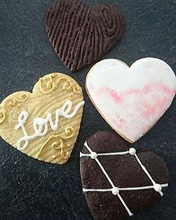 Biscuits sur mesure, desserts couture, cadeaux gourmands personalisable, chef à domicile