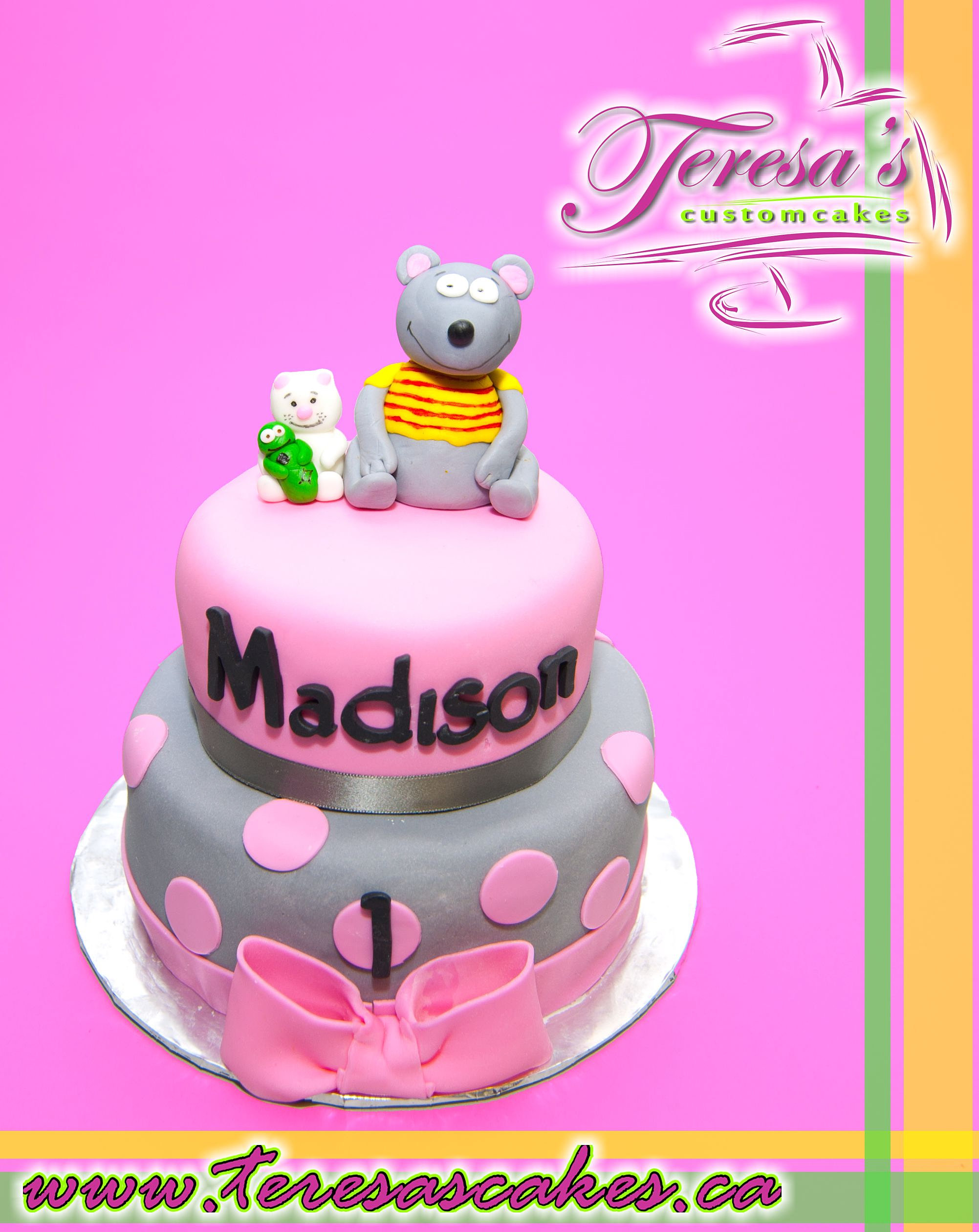 birthday and special event cake gallery
