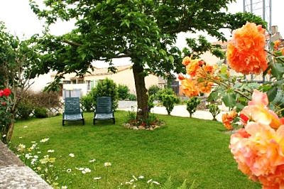Les gites de la cure piscine for Terrain de petanque dans son jardin