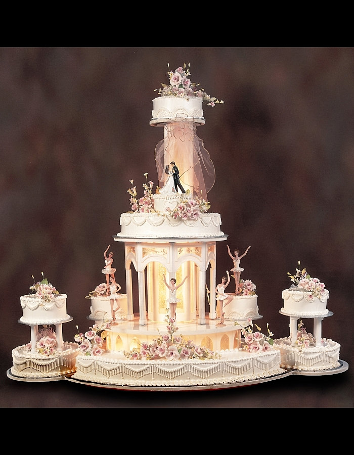 Wedding Cake Stecils