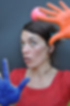 Héloïse Berthelot prof de cirque de Tempo Soleil