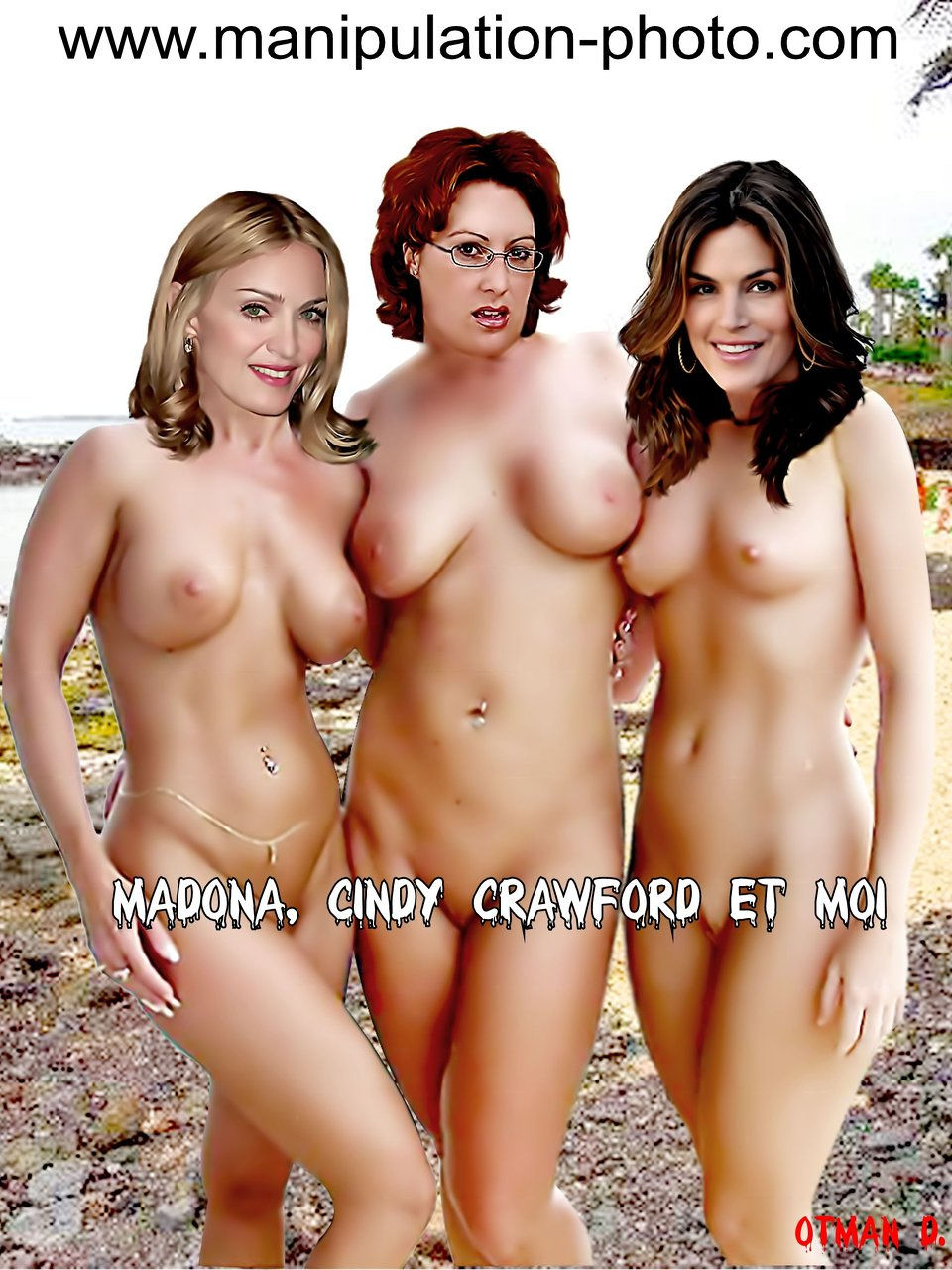 Madona Cindy Crawford et moi 33.jpg