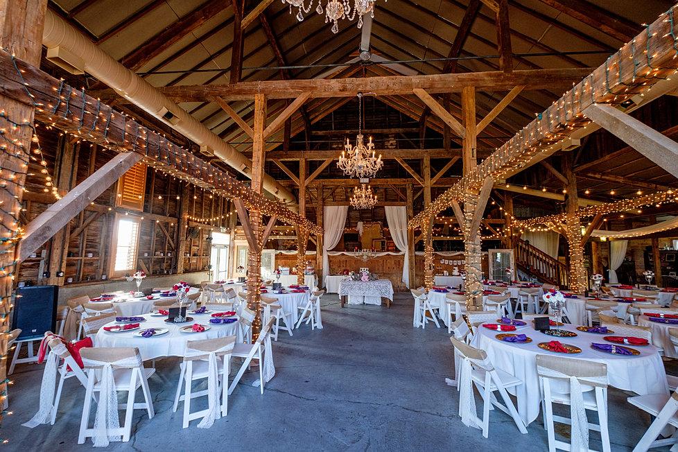 Avon Wedding Barn 001