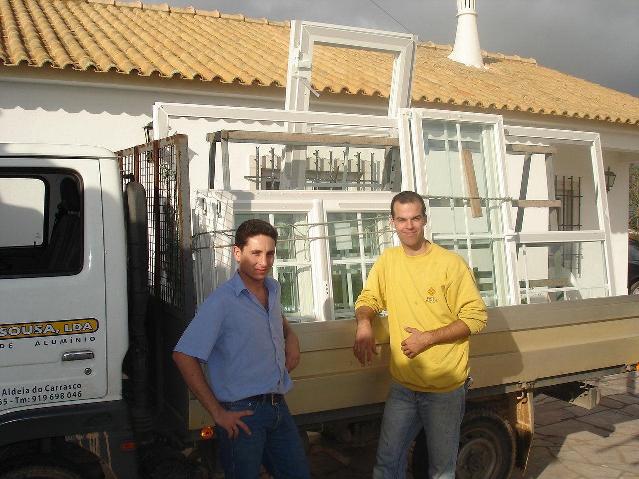 #B0891B Silvestre e Sousa Fábrica Portas Janelas PVC Alumínio Isolamento  724 Janelas Vidro Duplo Preços Lisboa