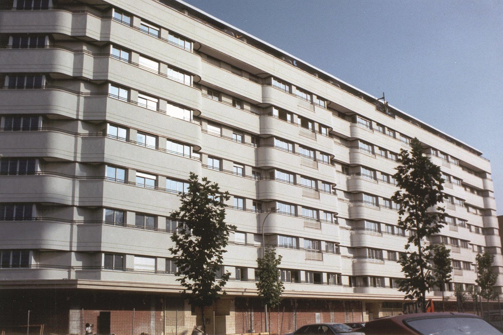 cooperativas de viviendas en madrid avda ciudad de