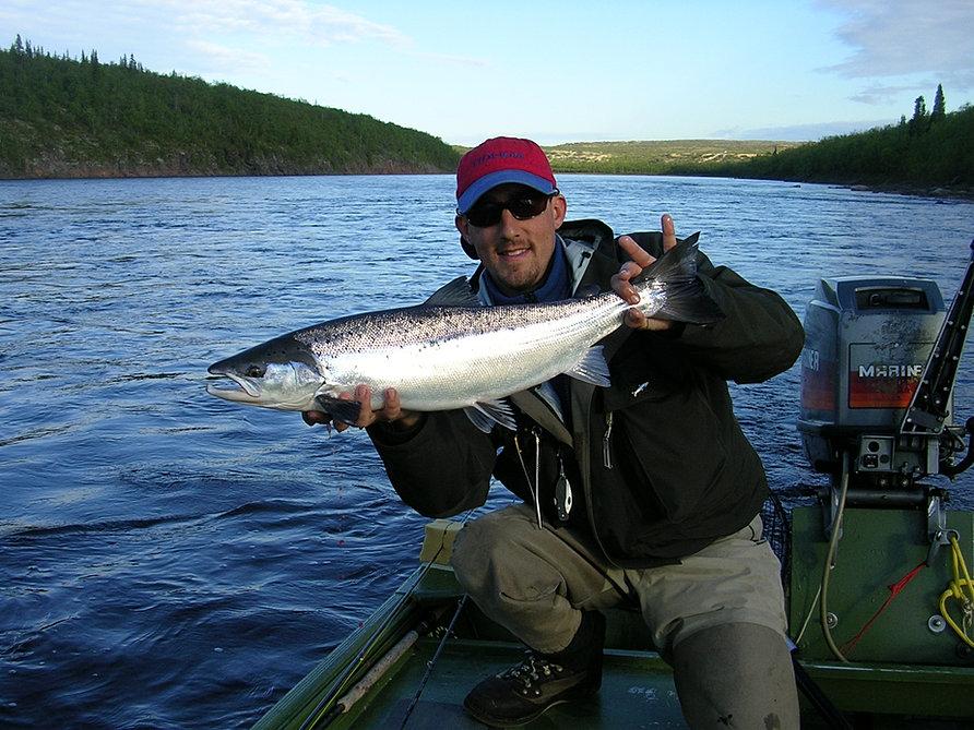 Supérieur doubrovo la pêche