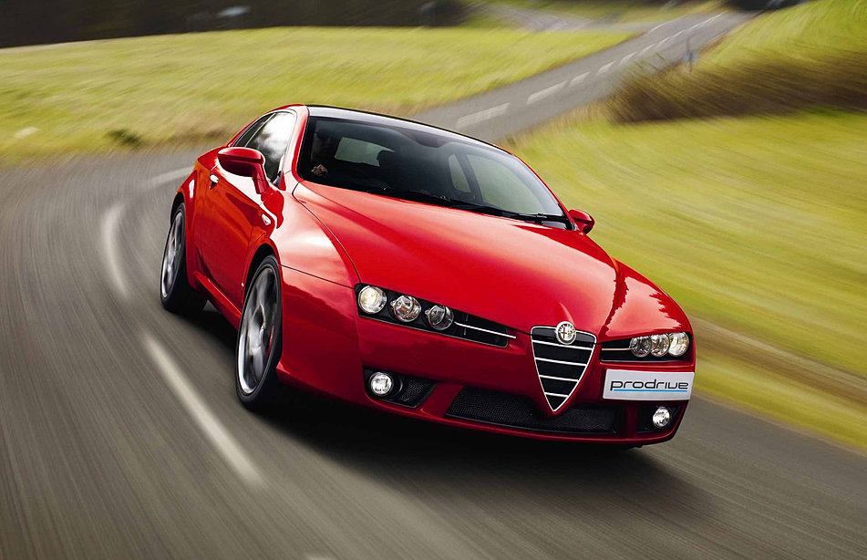 prodrive motorsport advanced technology advanced technology alfa romeo brera s
