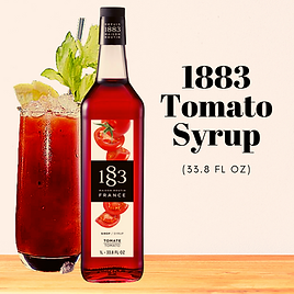 1883 Tomato Syrup Ad