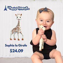 Sophie la girafe Ad
