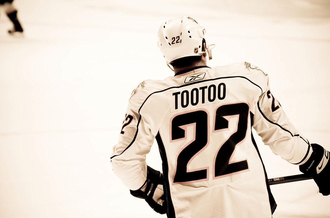 Jordan Tootoo