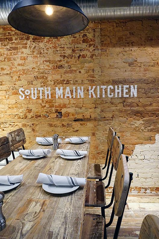 Eat Here: South Main Kitchen - Alpharetta, Ga. | The Cultured Lens ...