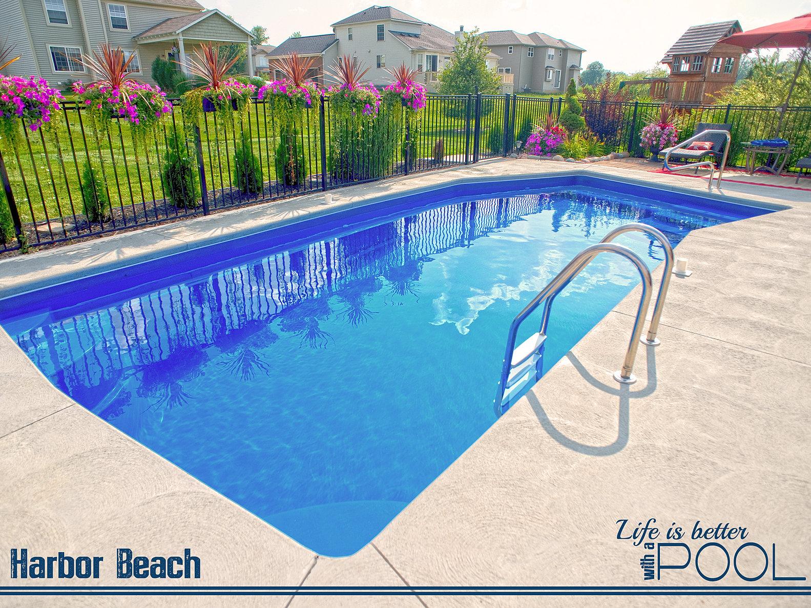 Hayward Swimming Pools Leading Edge Pools Spas