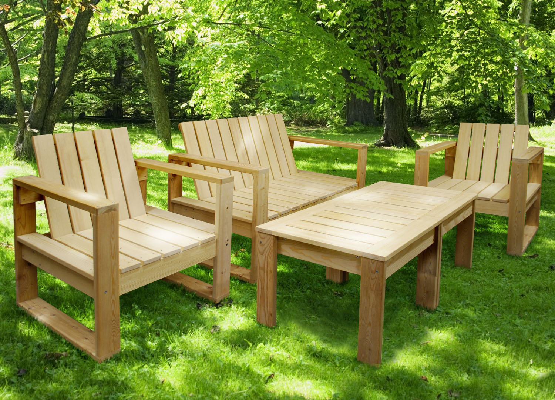 Мебель своими руками для дачи садовая мебель