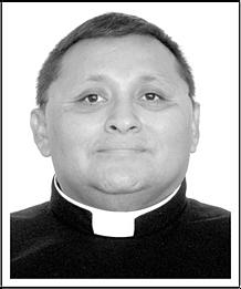 Diácono Marco Antonio Alcocer Aranda
