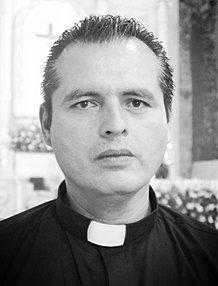 Diác.  José Raúl Pacheco Macías