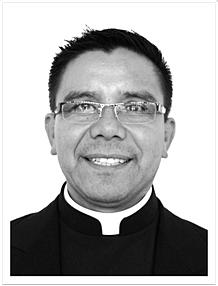 Pbro. Salvador Parvol Vega