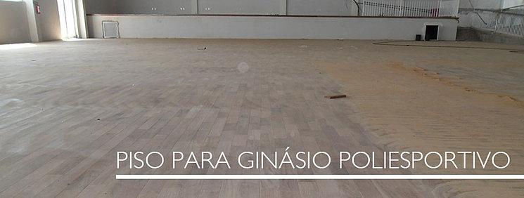 PISO PARA QUADRA DE INADAIATUBA