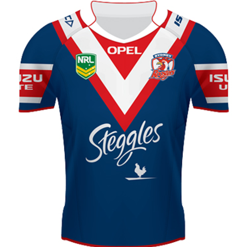 Roosters 2013 kids Home Jersey
