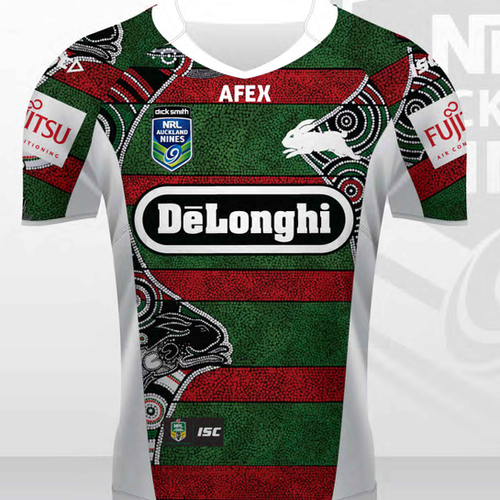 Rabbitohs Auckland Nines 2014 Jersey