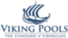 Viking Pools Logo