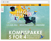 Hage Festivalen