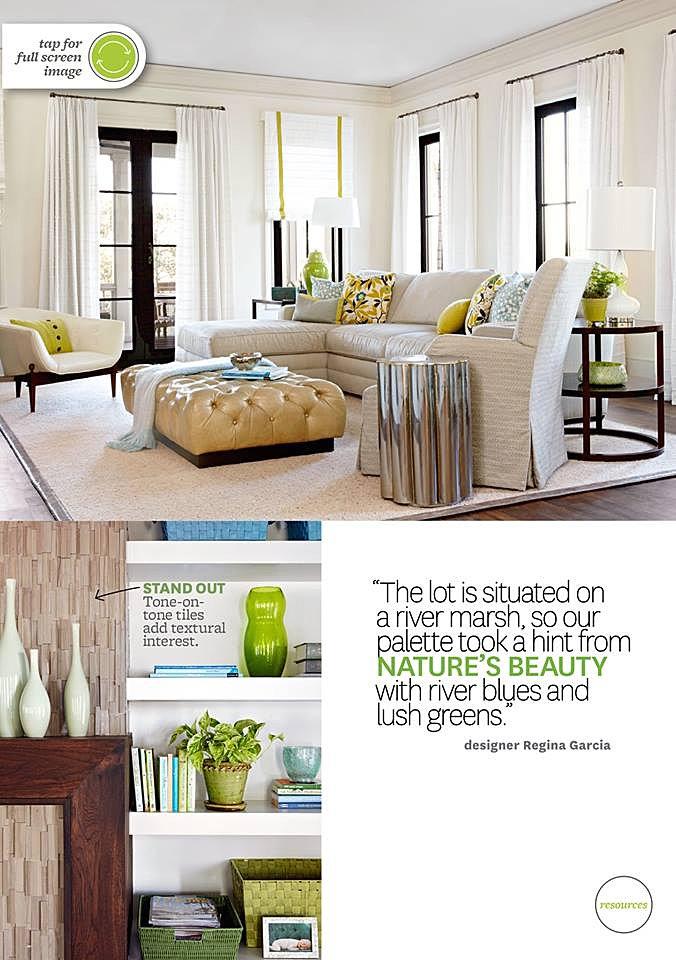 nationally published interior designer charleston south