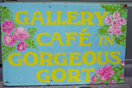 Gorgeous Gort Gallery Cafe