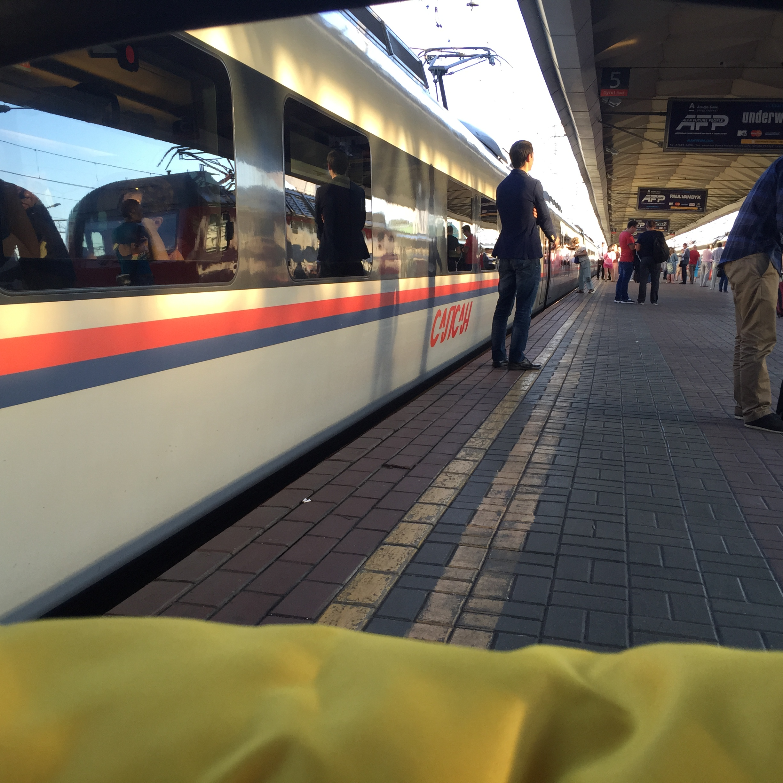 Рассказ я предложил ей массаж поезд фото 731-439