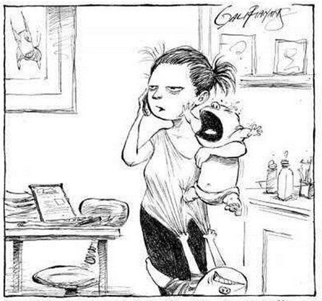 Картинки по запросу замученная мама