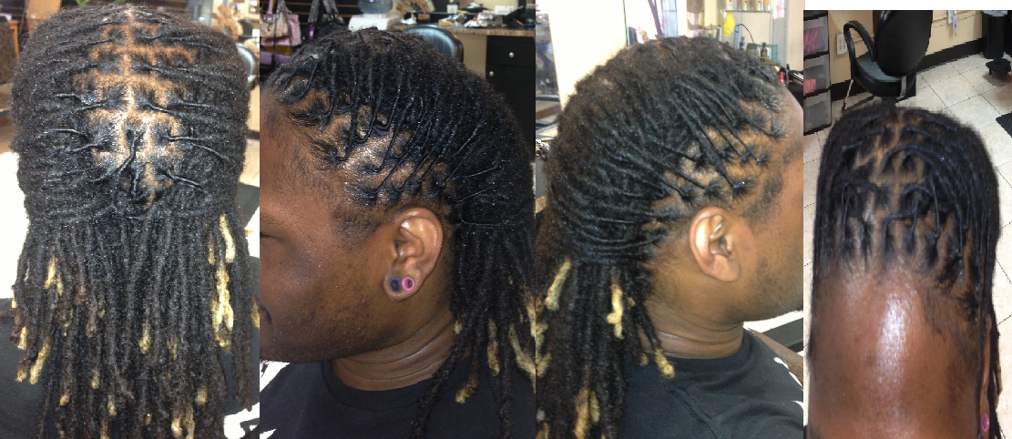 Dreadlock Extensions Braids Orlando Fl African American Natural 2015 ...