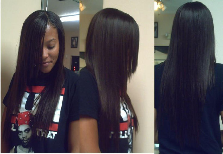 Sew In Hair Extensions Orlando Styling Hair Extensions