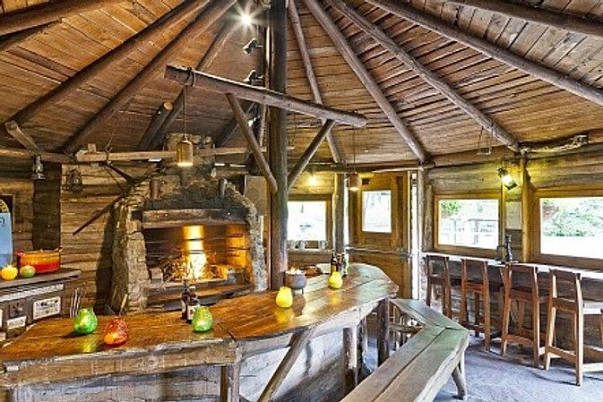 Vakantiehuis met bbq huis - Biljart te koop ...
